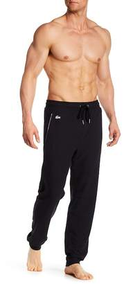 Lacoste Banded Bottom Jogger $58 thestylecure.com
