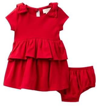Kate Spade peplum waist dress (Baby Girls)