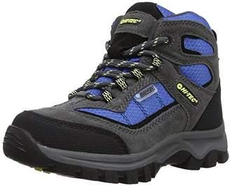 Hi-Tec Boys' Hillside Hiking Boots,4 UK