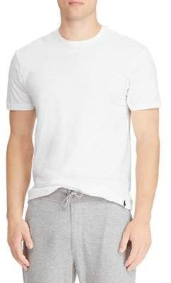 Polo Ralph Lauren Tall Two-Pack Classic-Fit Crewneck T-Shirts