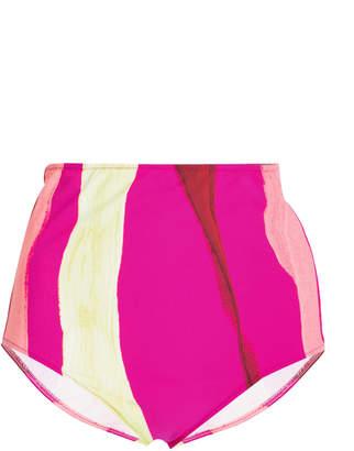 Araks Mallory High Rise Hipster Bikini Bottom