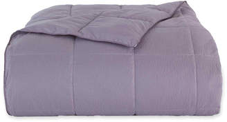 JCPenney JCP HOME Home Boucl Down-Alternative Blanket