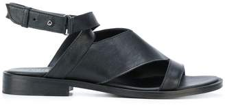 A.F.Vandevorst strap detail sandals