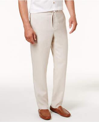 Tasso Elba Men's Drawstring Pants, Created for Macy's