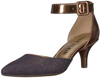 Anne Klein Women's Fabulist Synthetic Pump