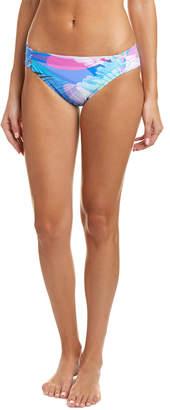 LaBlanca La Blanca Monarch Shirred Hipster Bottom