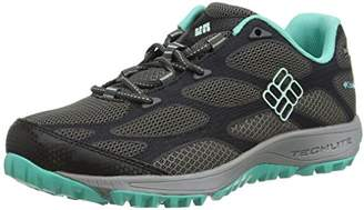 Columbia Women's Conspiracy Iv Outdry Multisport Outdoor Shoes, Black (Shark/Sea Ice), 3.5 UK
