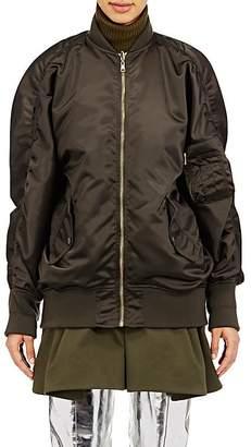 Balenciaga Women's Reversible Bomber Jacket