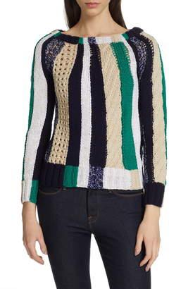 Smythe Awning Stripe Sweater