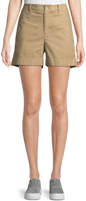 Vince Mid-Rise Utility Shorts