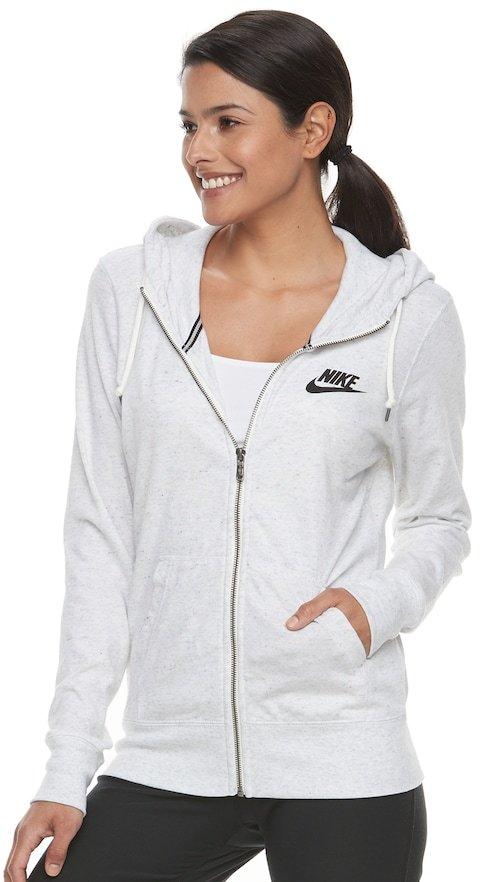 Nike Women's Nike Gym Vintage Zip Up Hoodie