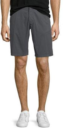 The Good Man Brand Twill Chino Shorts $148 thestylecure.com