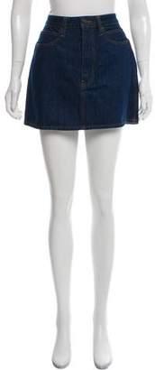 Calvin Klein Jeans EST. 1978 A-line Denim Skirt w/ Tags