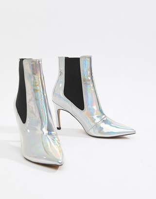 Asos Design DESIGN Essence pointed ankle boots