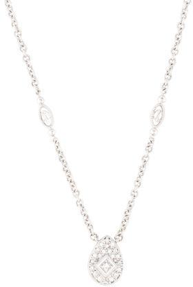 CharriolCharriol Pear Shape Diamond Necklace