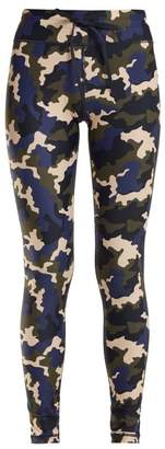 The Upside Camouflage High Rise Leggings - Womens - Camouflage