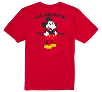 Disney x Vans Mickey Mouse's 90th Classic Boys T-Shirt