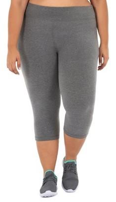 0db9b80546 Athletic Works Women s Plus Size Core Active Capri Legging