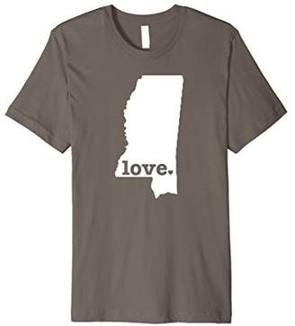 Mississippi Love - Hometown State Pride T-Shirt