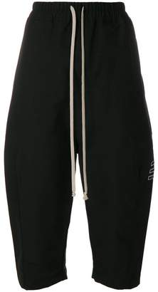 Rick Owens cropped drawstring shorts