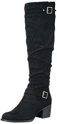 Madden-Girl Women's FLAASH Knee High Boot