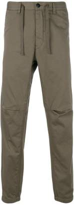 Stone Island Shadow Project drawstring trousers