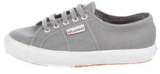 Superga Canvas Low-Top Sneakers