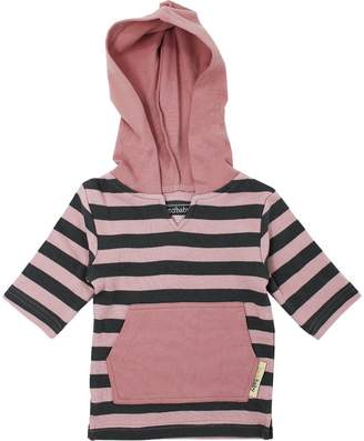 L'ovedbaby L'oved Baby Stripe Hype Hoodie - Infant Girls'