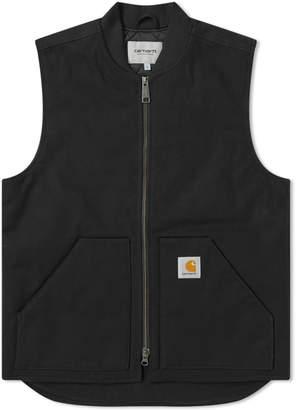 Carhartt Wip Canvas Work Vest