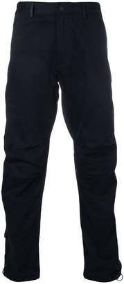 MHI straight-leg trousers