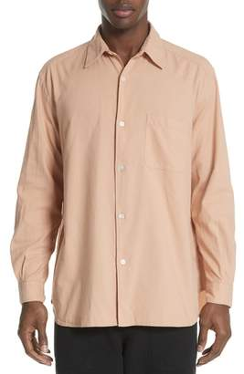 Our Legacy Oversize Basketweave Shirt