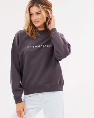 Refinery Fleece Sweatshirt