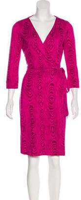 Diane von Furstenberg New Julian Two Silk Dress