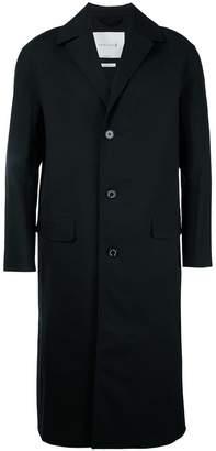 MACKINTOSH single-breasted coat