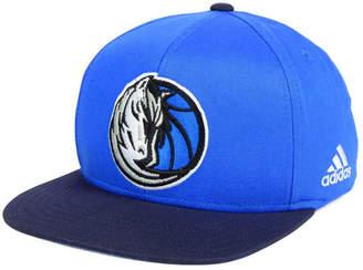adidas Boys' Dallas Mavericks Xl 2-Color Snapback Cap $24.99 thestylecure.com