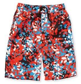 Stella Mccartney Bix Camouflage Swim Short