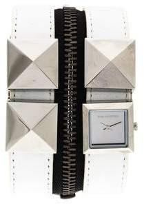 Karl Lagerfeld Zip Watch