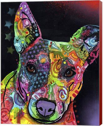 Roxy Metaverse By Dean Russo Canvas Art