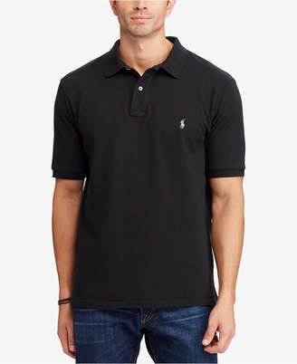 Polo Ralph Lauren Men Big & Tall Classic-Fit Cotton Mesh Polo