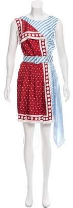 Monse Silk Belted Dress w/ Tags