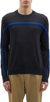 Paul Smith Stripe Merino wool sweater