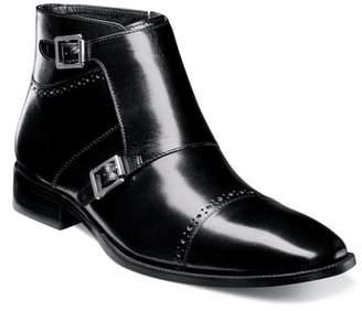 Stacy Adams Kason Double Monk Strap Boot