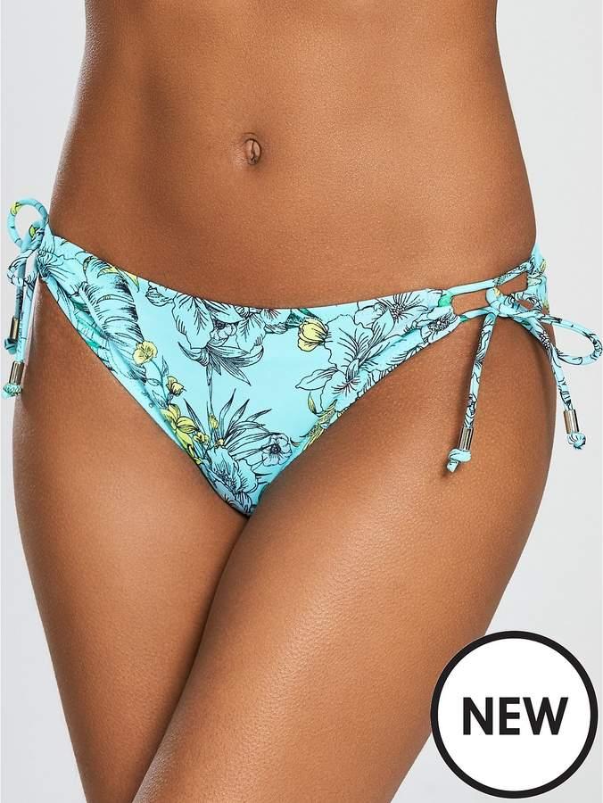 Sea Breeze Tie Side Bikini Brief