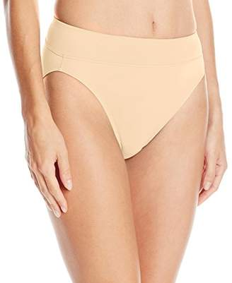 Warner's Women's No Pinching No Problem Hi Cut Brief Panty $11.50 thestylecure.com