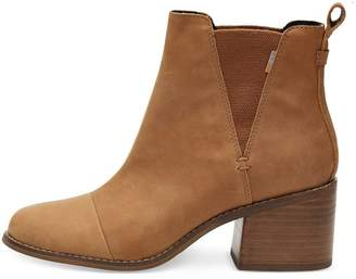 Toms Esme Leather Bootie