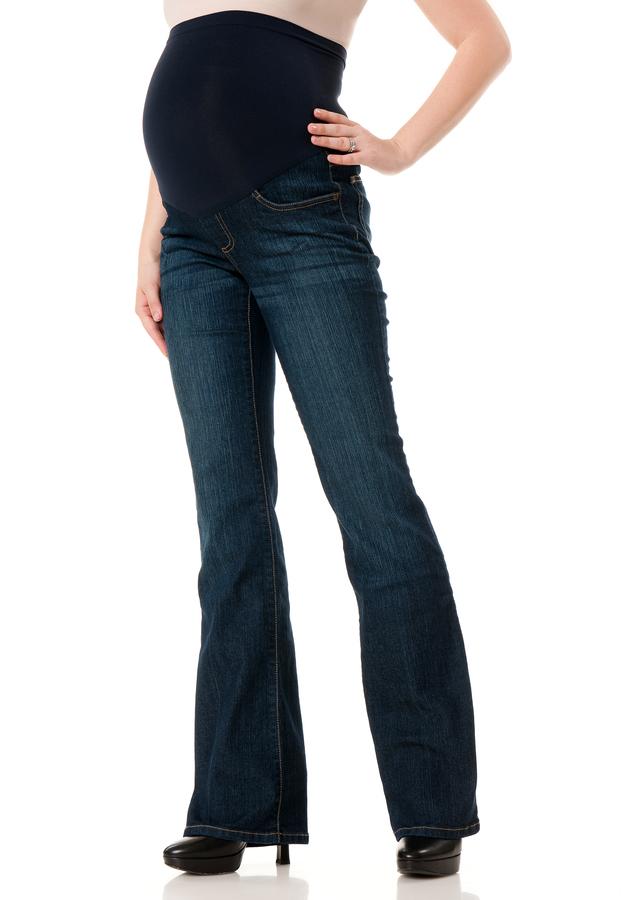 Motherhood Long Secret Fit Belly® Super Stretch Boot Cut Maternity Jeans