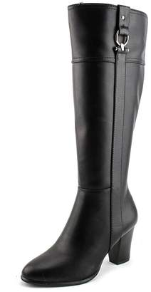 Alfani Courtnee Wide Calf Women US 5.5 Knee High Boot
