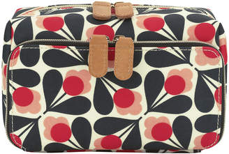 Orla Kiely Sycamore Seed Wash Bag - Medium