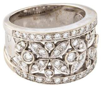 Chimento 18K Diamond Floral Ring