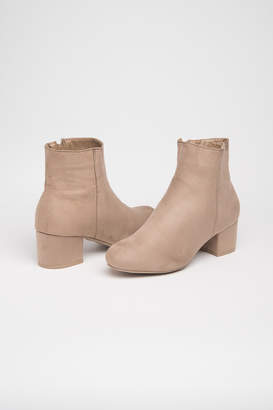 Ardene Simple Ankle Boots